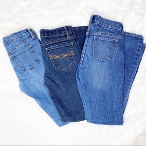Old Navy Girls Size 10 Bootcut Jeans Bundle